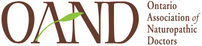 Ontario Association of Naturopathic Doctors (OAND)