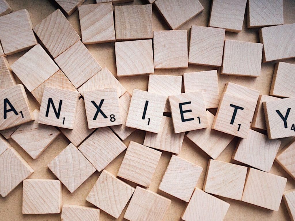 Anxiety Women